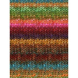 Silk Garden Lime/Pink/Red/Purple/Orange/Rust/Aqua