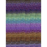 Silk Garden Lite Purple/Green/Brown