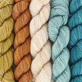 Fino Mini Skein Yarn Phoebe