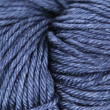 Silk Merino Flycatcher Blue