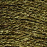 Silky Wool Bronzed Green