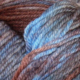 Ranco Solid Blues/Taupe