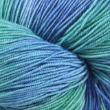 Merino Lace Teals