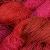 Lonco Multi Red Fuschia Orange