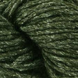 Royal Llama Silk Forest Green