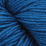 Venezia Worsted Peacock Blue