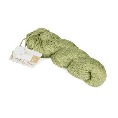 Yarn - WORSTED COTTON - The Knit Studio