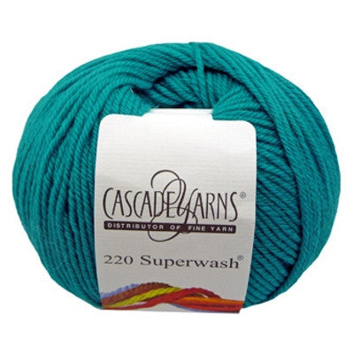 Yarn - CASCADE 220 SUPERWASH - The Knit Studio