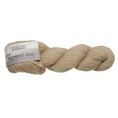 ECO HIGHLAND DUO Yarn - The Knit Studio