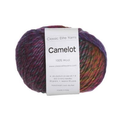 Yarn - CAMELOT - The Knit Studio