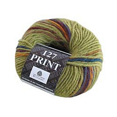 127 PRINT Yarn - The Knit Studio