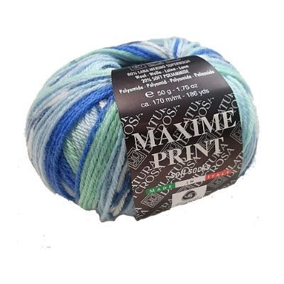 MAXIME PRINT - The Knit Studio