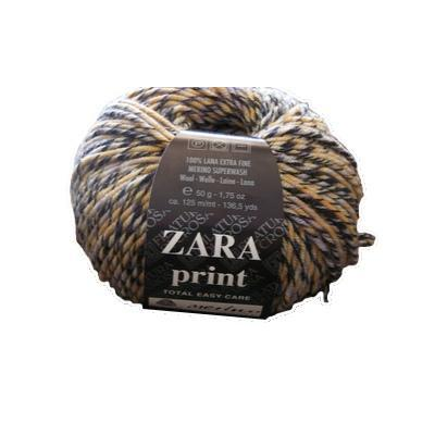 ZARA PRINT - The Knit Studio