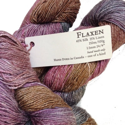 FLAXEN Yarn - The Knit Studio