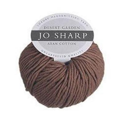 DESERT GARDEN ARAN COTTON Yarn - The Knit Studio