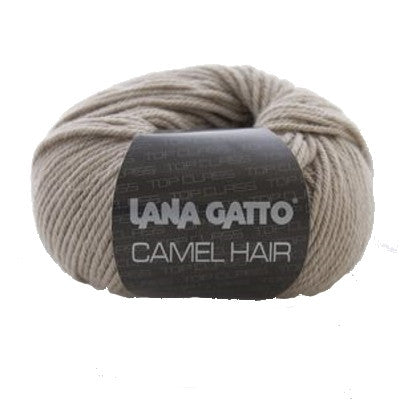 CAMEL HAIR - The Knit Studio