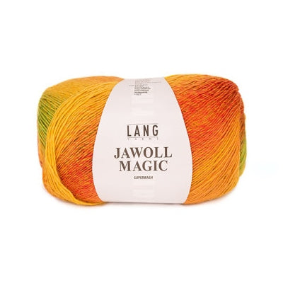 JAWOLL MAGIC - The Knit Studio