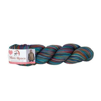 HANDPAINT PIMA SILK Yarn