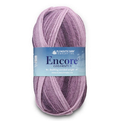 ENCORE COLORSPUN Yarn - The Knit Studio