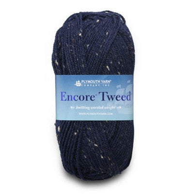 ENCORE TWEED Yarn - The Knit Studio