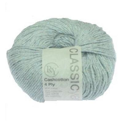 CASHCOTTON 4 PLY - The Knit Studio