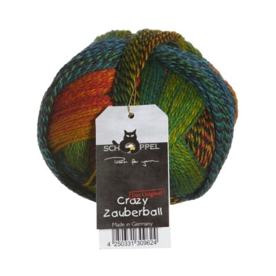 ZAUBERBALL CRAZY - The Knit Studio
