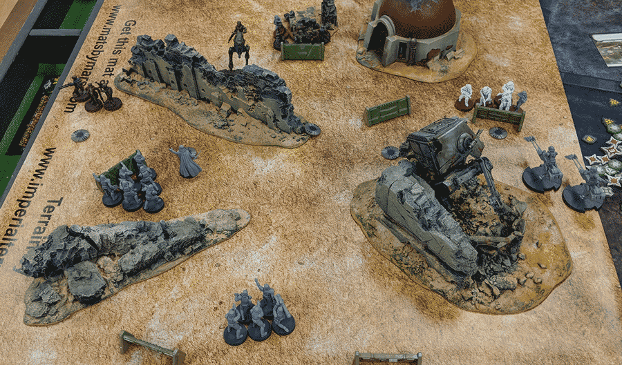 Building a Star Wars™: Legion Army