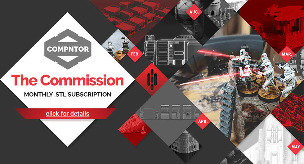 The Commission STL Subscription