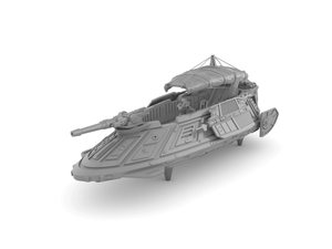 Smuggler's Skiff by Jesús - Digital STL Files