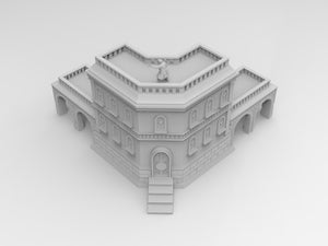 Aristocrat's House - Digital STL Files