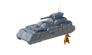 Authority Main Battle Tank - Digital STL Files