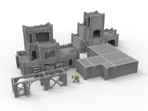 Skrap Landz Complete - Digital STL Files