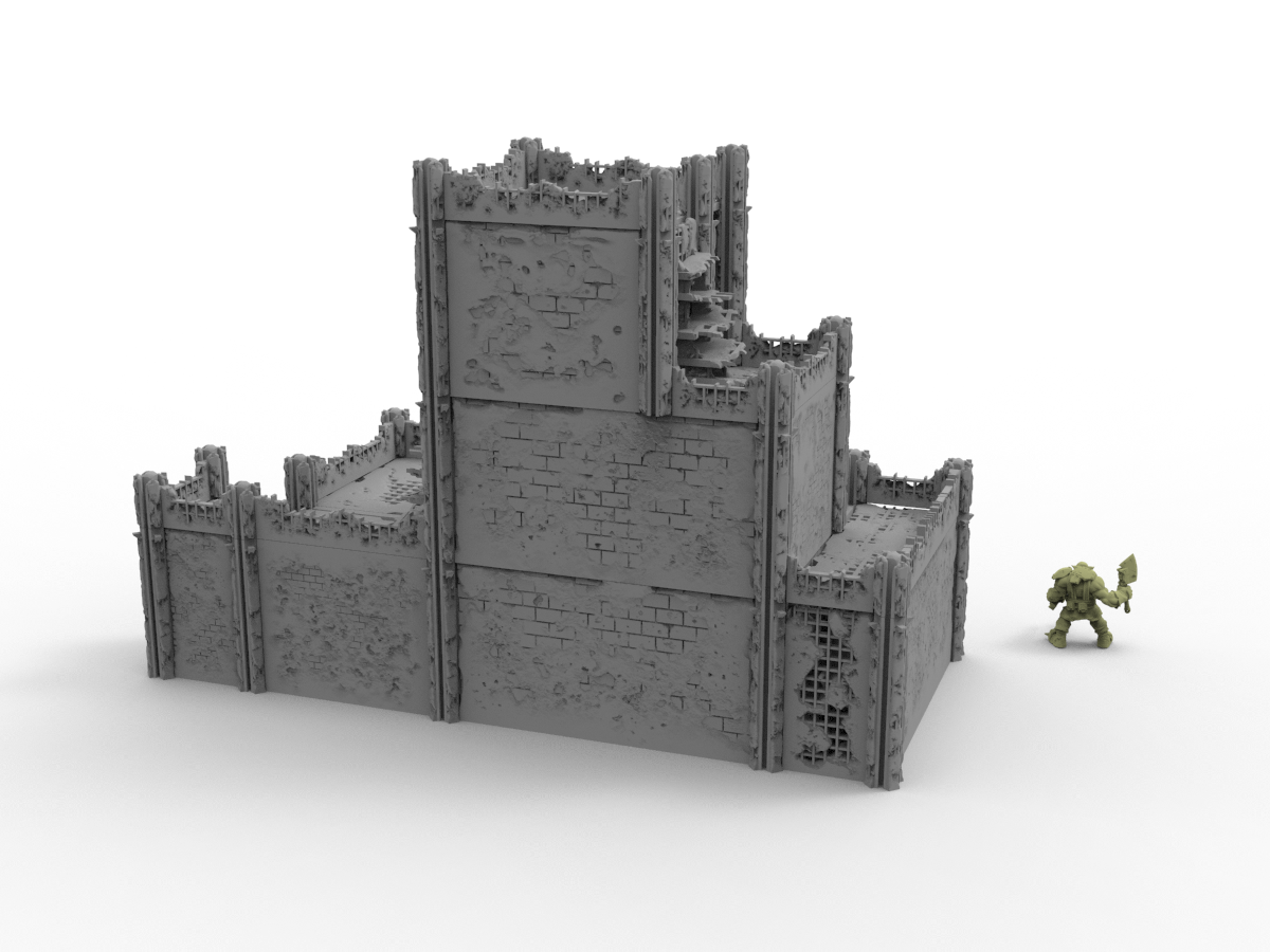 Concrete Bundle - Digital STL Files