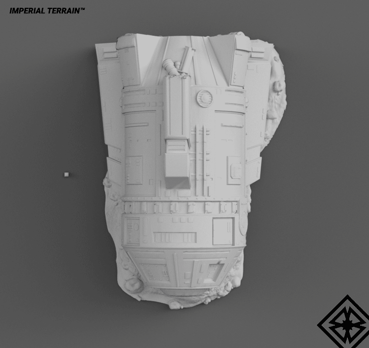 Escape Pod 2 - Digital STL File