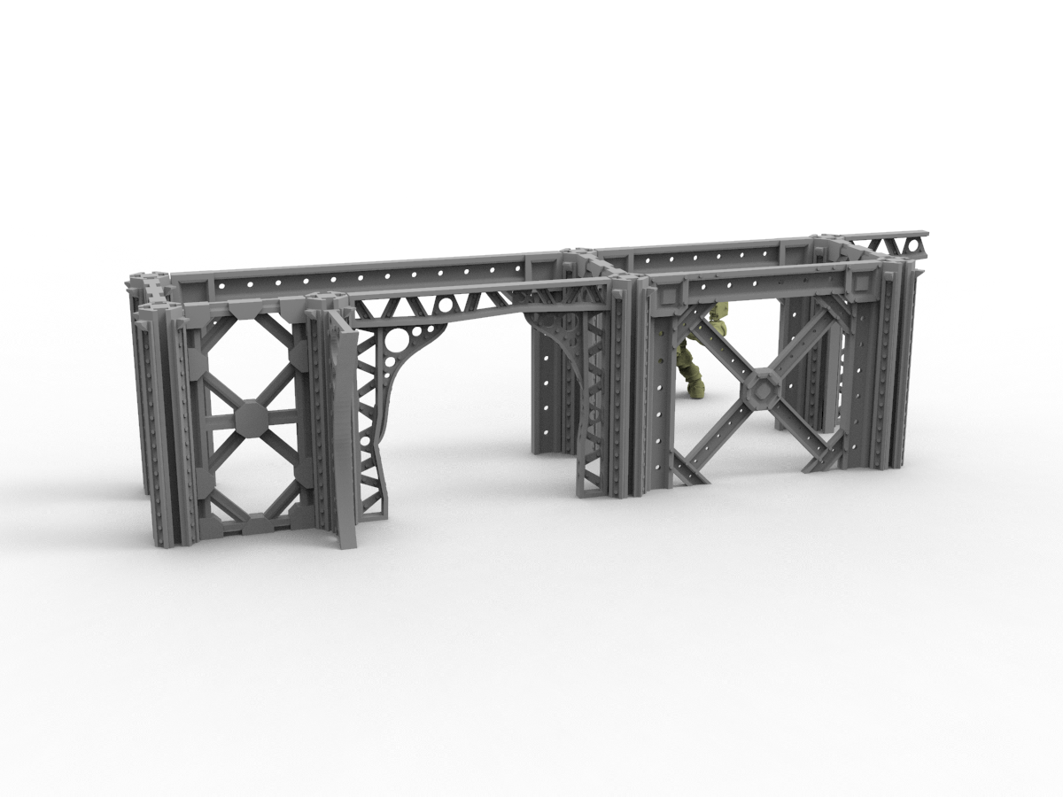 Girder Bundle - Digital STL Files