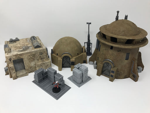 Desert Theme Terrain Bundle