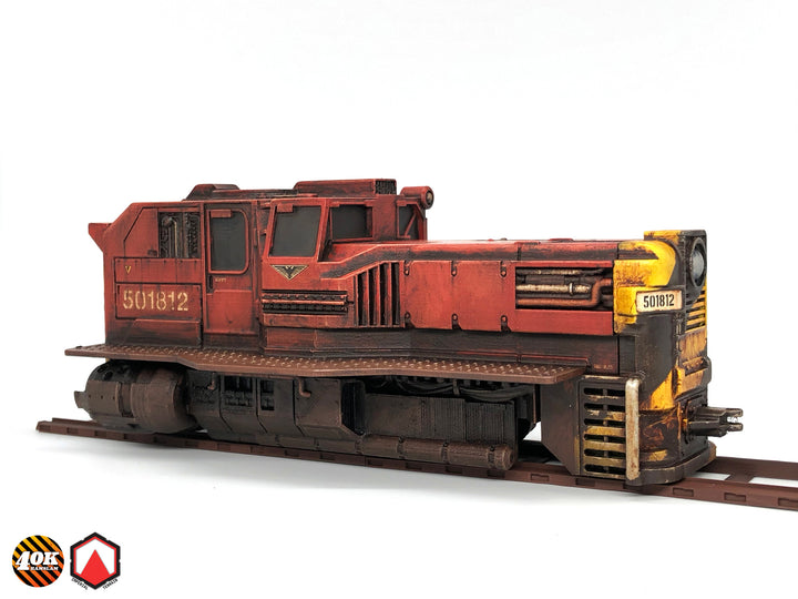 28mm Vando's Locomotive Bundle
