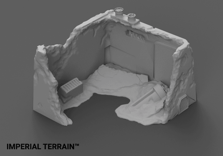 Wrecked Desert Terrain Bundle