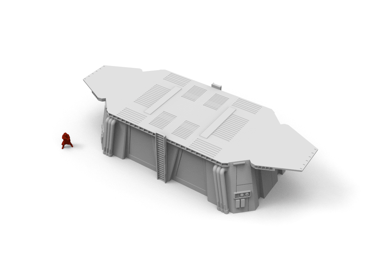 Imperial Landing Pad 2.0 - Digital STL Files