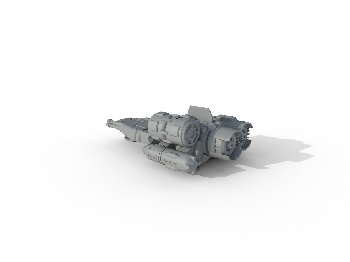 IT4 Recon Ship - Digital STL Files