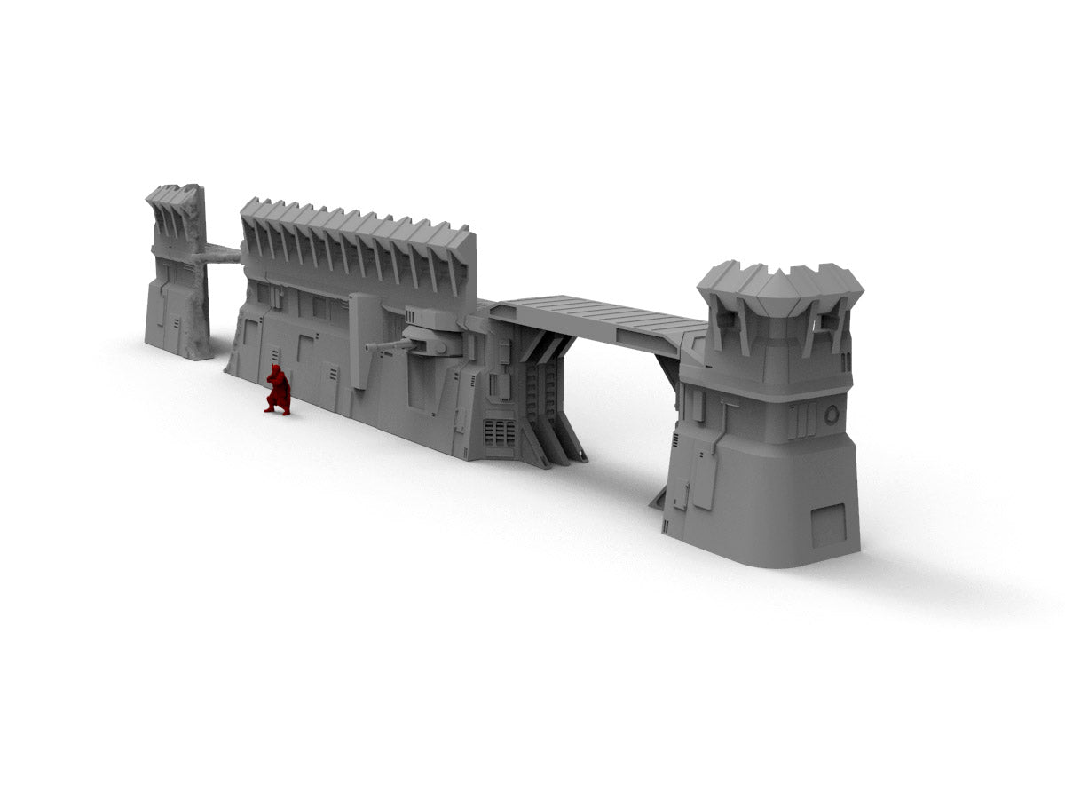 Imperial Walls 2.0 - Digital STL Files