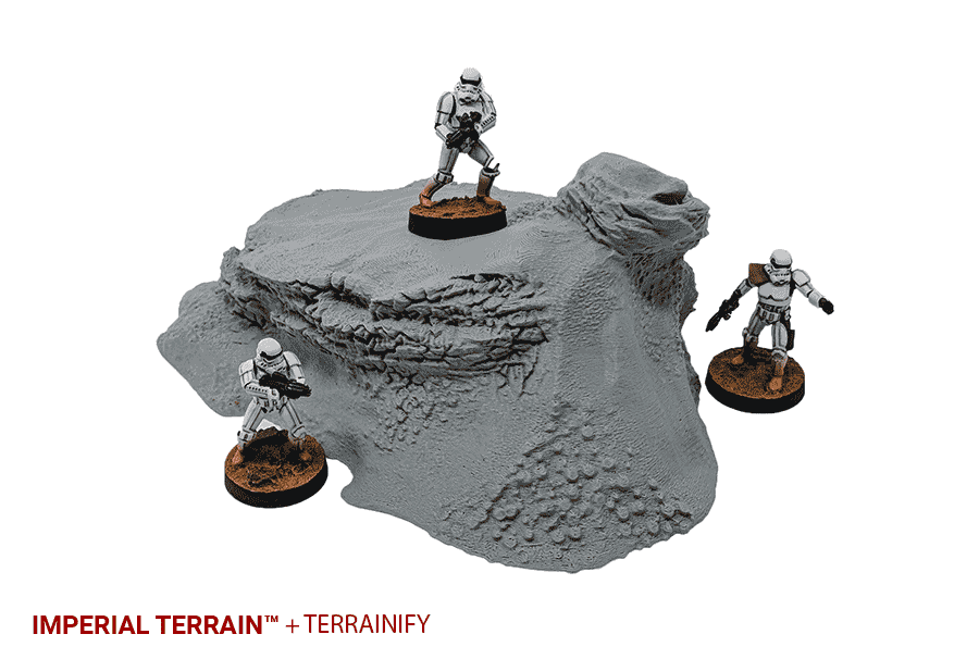 Terrainify Lookout - Digital STL File