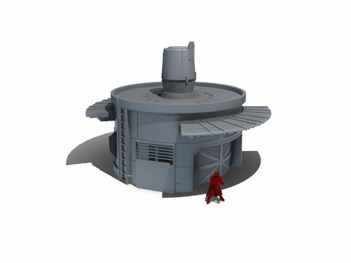 Commo Outpost Base - Digital STL Files