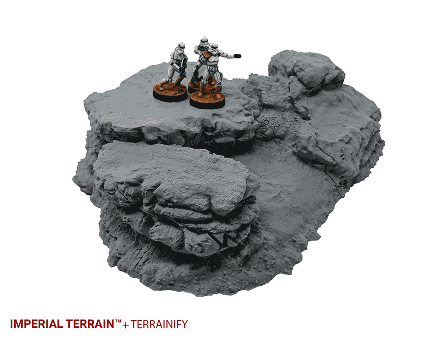 Terrainify Stacks - Digital STL File