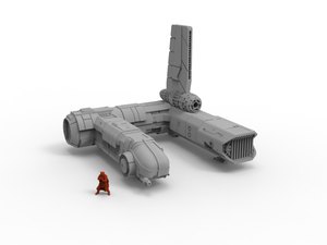 Vando Ship MK2 - Digital STL Files