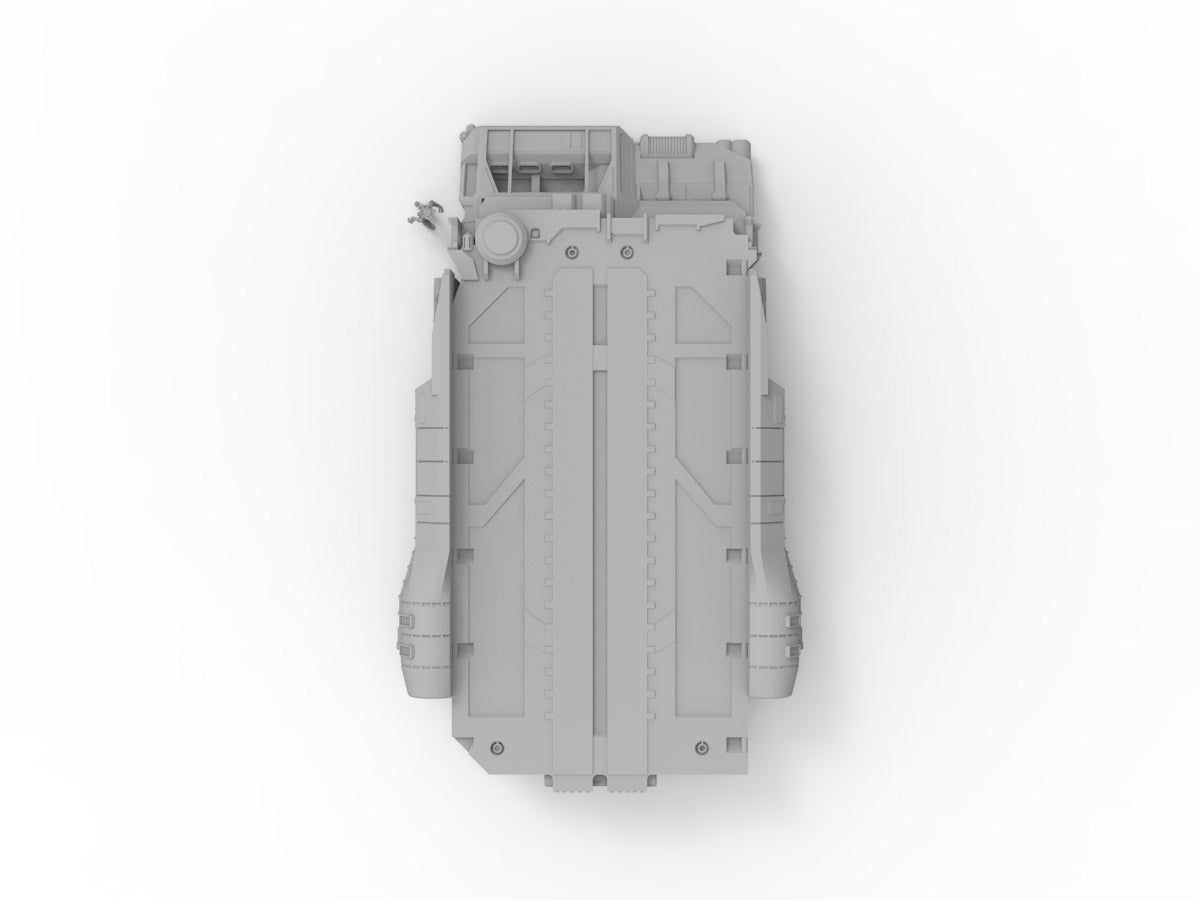 Heavy Repulsor Truck - Digital STL Files
