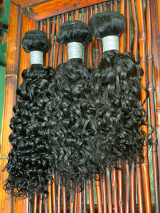 "Mink Brazilian Loose Curly 12""-26"""