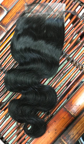 Mink Body Wave Lace Closure