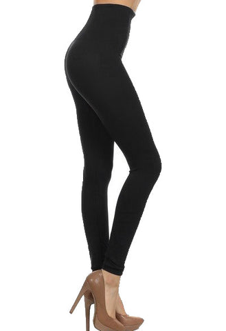 Fleece High Waist Leggings