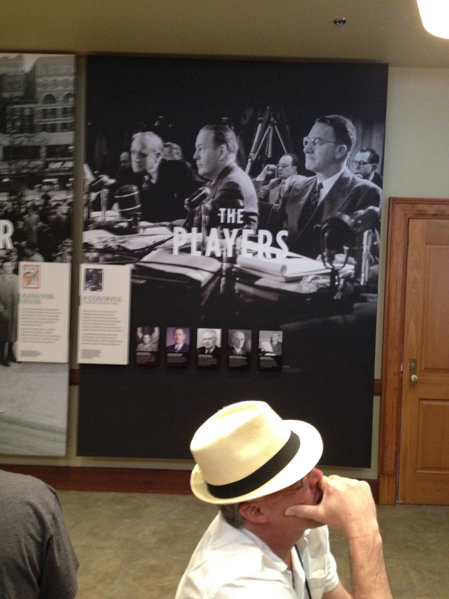 the mob museum players